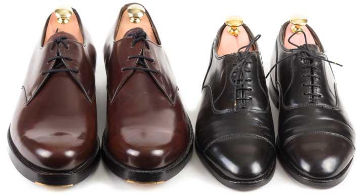 separation shoes f0c93 25b61 Der besondere Glanz von Shell Cordovan