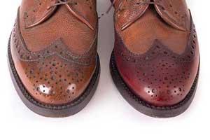 Die Richtige Färben Lederfarbe Zum Schuhe SUMpqVz