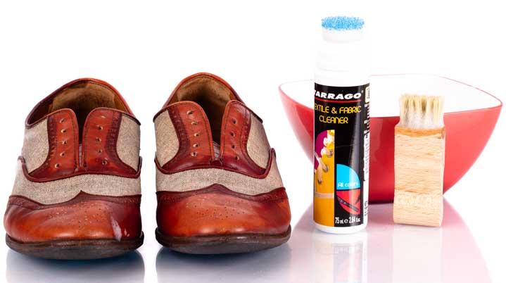 Leder Schuhe Pflegen