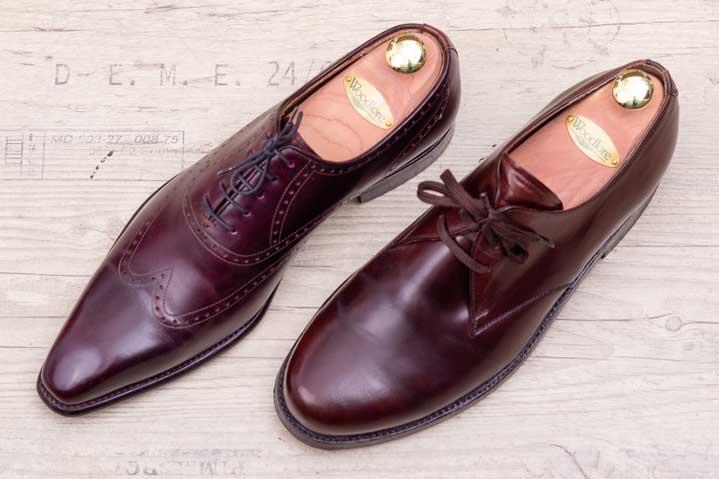 Schuhe weiten und dehnen