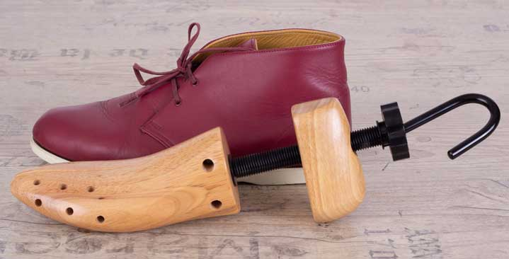 Favorit Schuhe weiten und dehnen ZY77