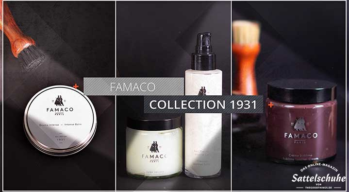 Famaco Collection 1931
