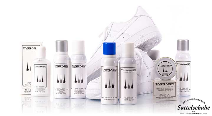 Tarrago Sneakers Care
