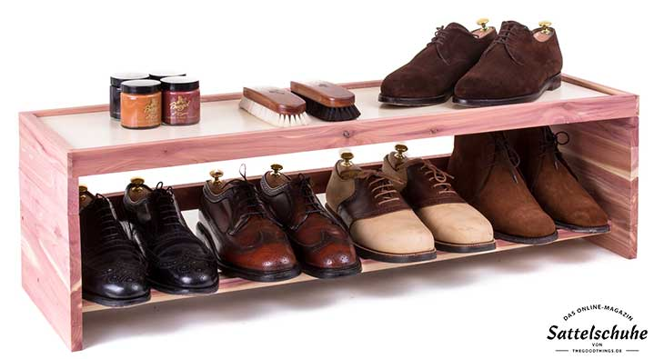 Woodlore Schuhregal